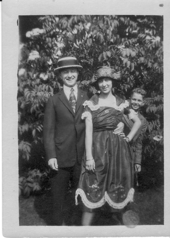 Martin Schoenthal, Juliet Miller Ferrin, and Walter Stein