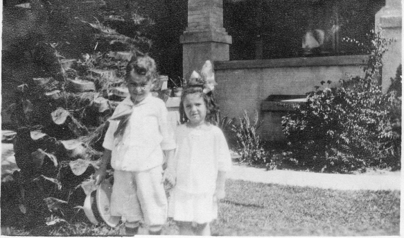 Walter and Blanche Stein, c. 1915 courtesy of their family