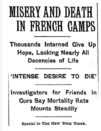 New York Times, January 26, 1941, p. 25