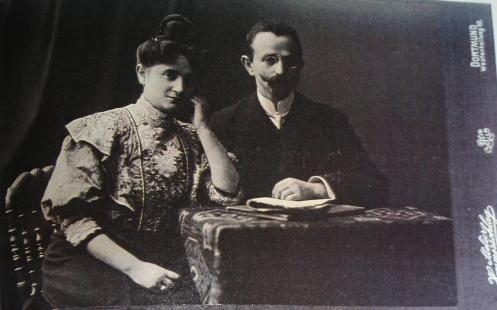 Ernst Lion parents 1