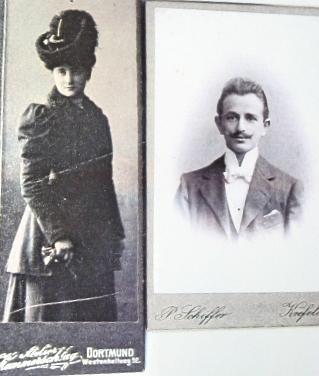 Ernst Lion parents 2