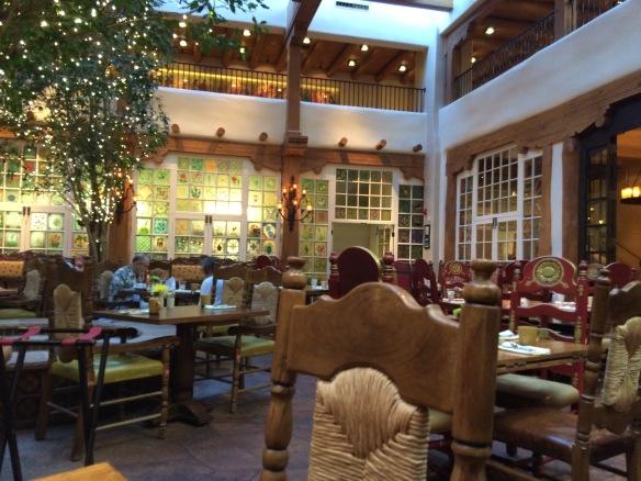 La Fonda Hotel today
