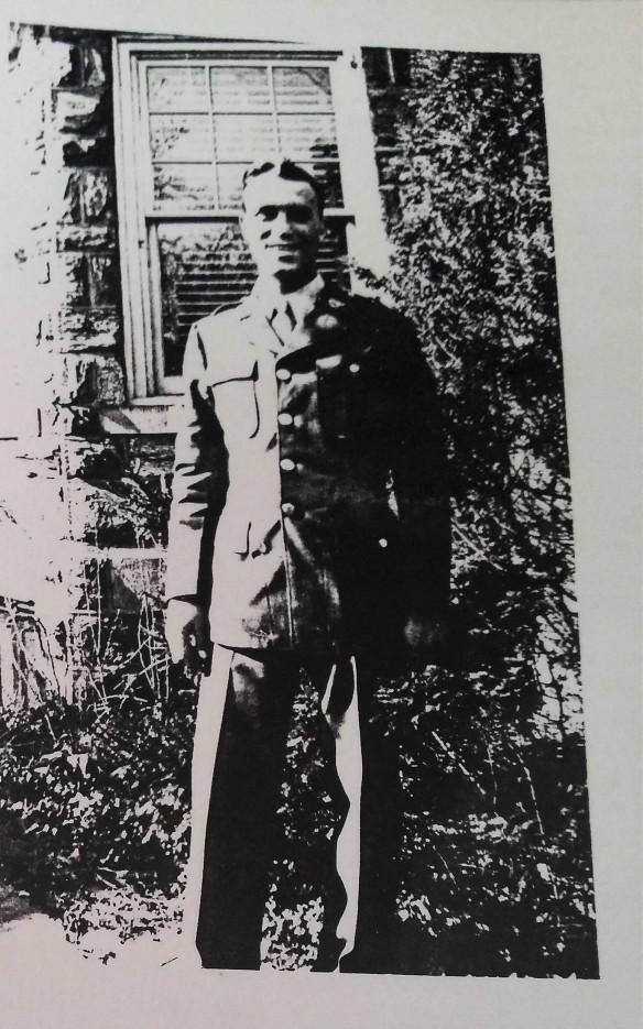 Jerrold Adler, courtesy of the Adler family
