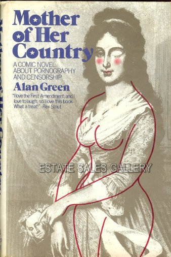 Mother of Her Country by Alan Green