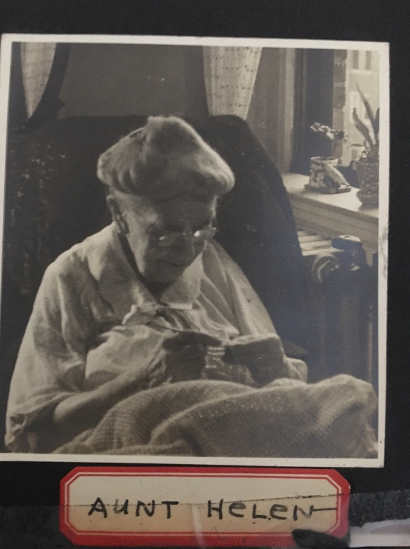Aunt Helen--maybe Lilienfeld Schoenthal