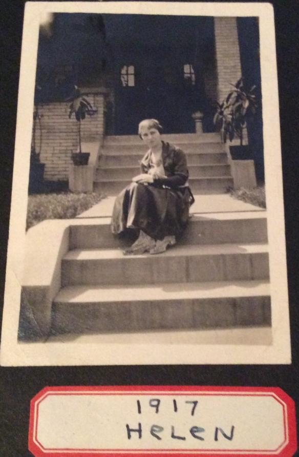 Helen Oestreicher 1917