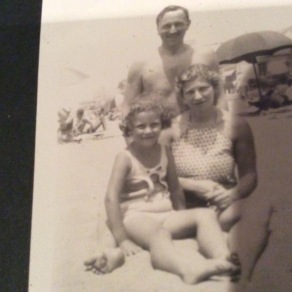 Helen Oestreicher Kann Siegel and her family