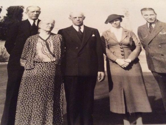Oestreicher family edited 1936