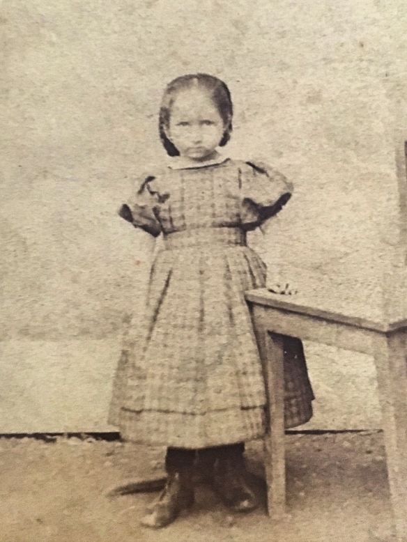 Sarah Stern as a child edited
