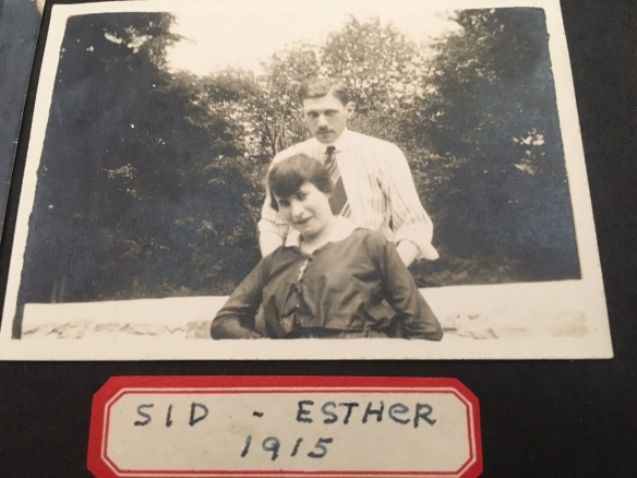Sidney and Esther 1915