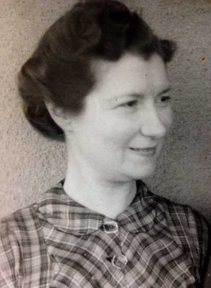 Irma Lichter Wronker, courtesy of the Wronker family