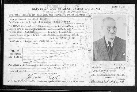 isidor-gross-brazil-immigration-card-from-famsearch-p-1