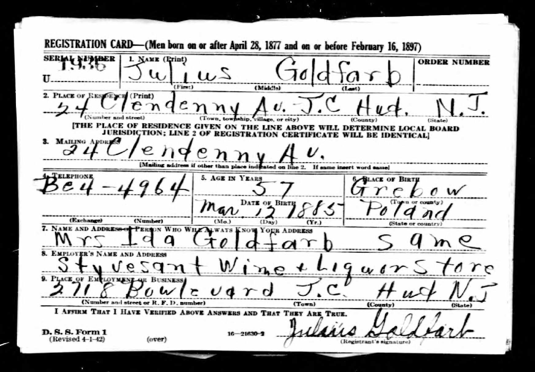 searching for gold… farbs a brotman genealogy adventure