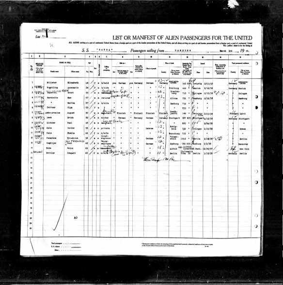 paul-lichter-ship-manifest-1938