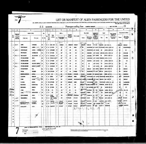 renate-lichter-1939-ship-manifest-line-13