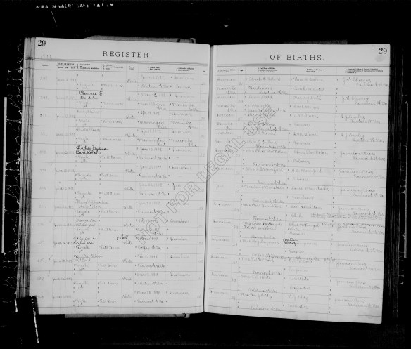 Frances Mansbach birth record http://www.wvculture.org/vrr/va_view.aspx?Id=2874441&Type=Birth