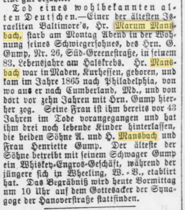 marum-mansbach-second-article-april-5-1883-deutsche-correspondent-baltimore