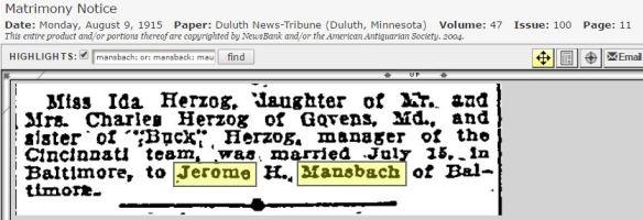 jerome-mansbach-engagement-to-ida-herzog-1915