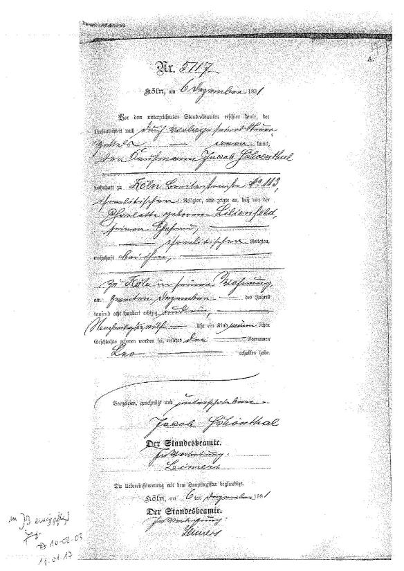 birth-record-of-lee-schoenthal