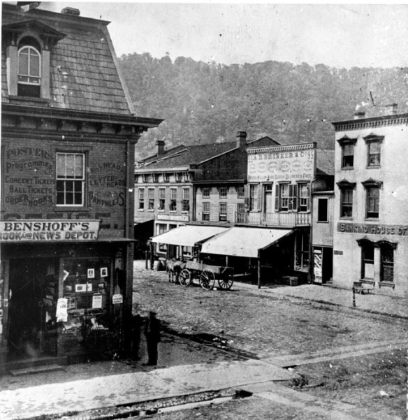 Johnstown in the 1880s located at http://www.jaha.org/edu/flood/why/img/before_gallery/pages/Benshoffcorner.html