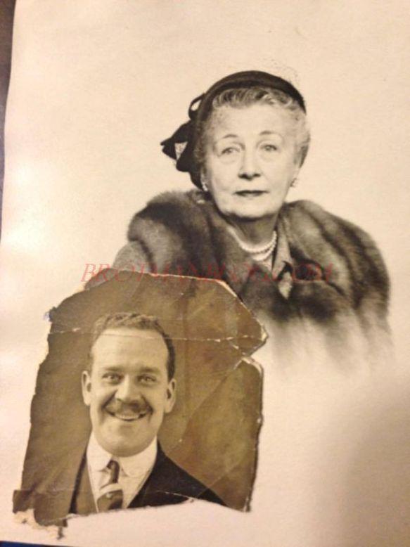 Sidney and Nan (Levis) Schlesinger