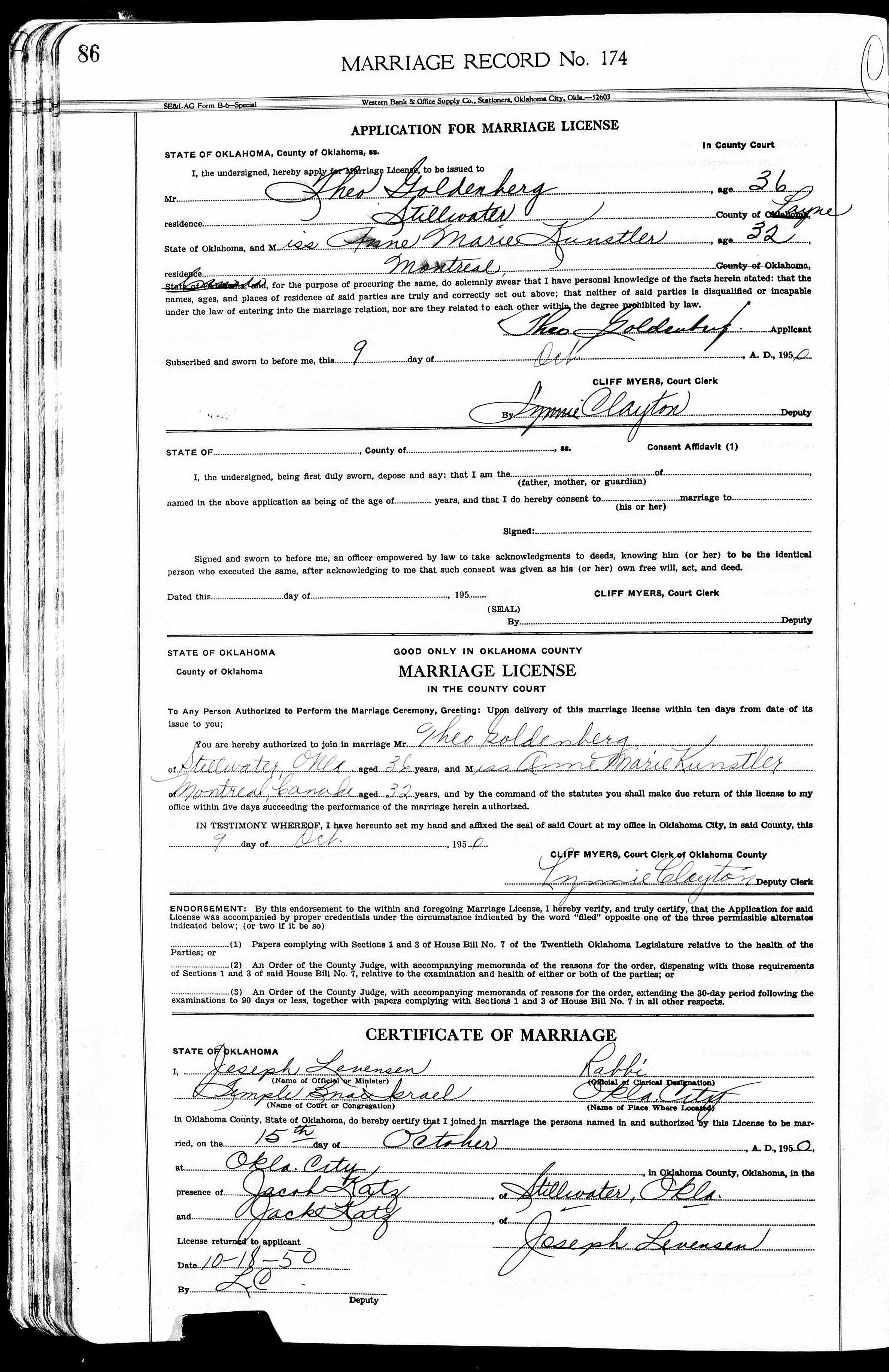 Stillwater brotmanblog a family journey oklahoma county marriages 1890 1995 database on line original data marriage records oklahoma marriages familysearch salt lake city ut aiddatafo Gallery