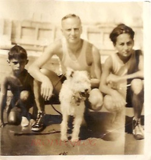 Emanuel (Buddy), Maurice, Sr., and Maurice, Jr. (Junior) Cohen