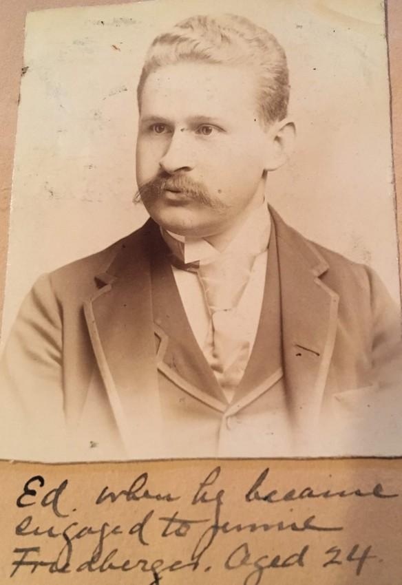 Edwin Goldsmith at 24