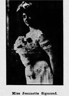 Washinngton DC Evening Star, January 29, 1903, p. 5