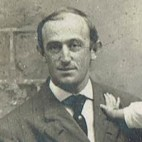 Isaac S Cohen c. 1908